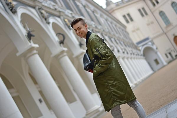 Fashionblogger dresden deutschland