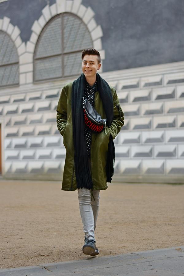 Modeblogger Moschino