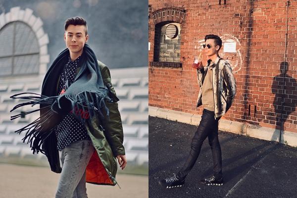 Outfits Zara H&M Converse RayBan