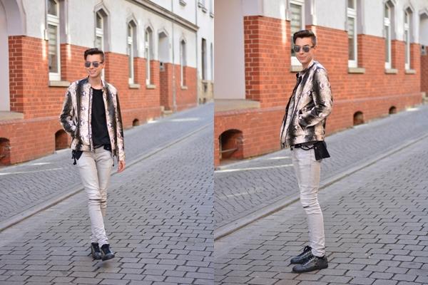 Modeblogger Lederjackentrends