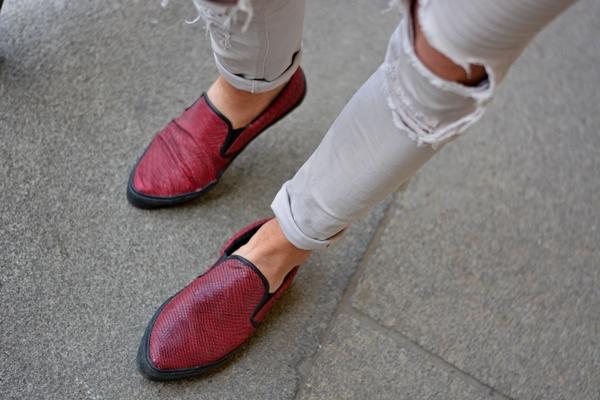 Slipper Schuhe
