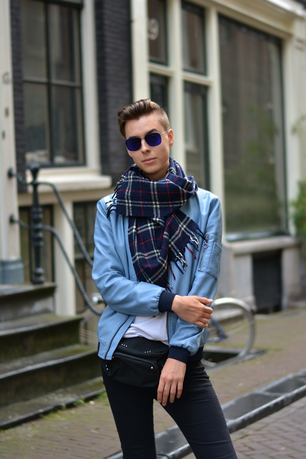 Amsterdam Modeblogger Pierre