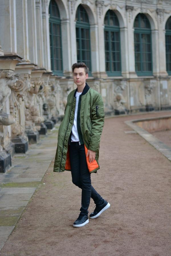 Text zum Thema Zeit Modeblogger aus Dresden schreibt was er dieses Jahr gelernt hat.