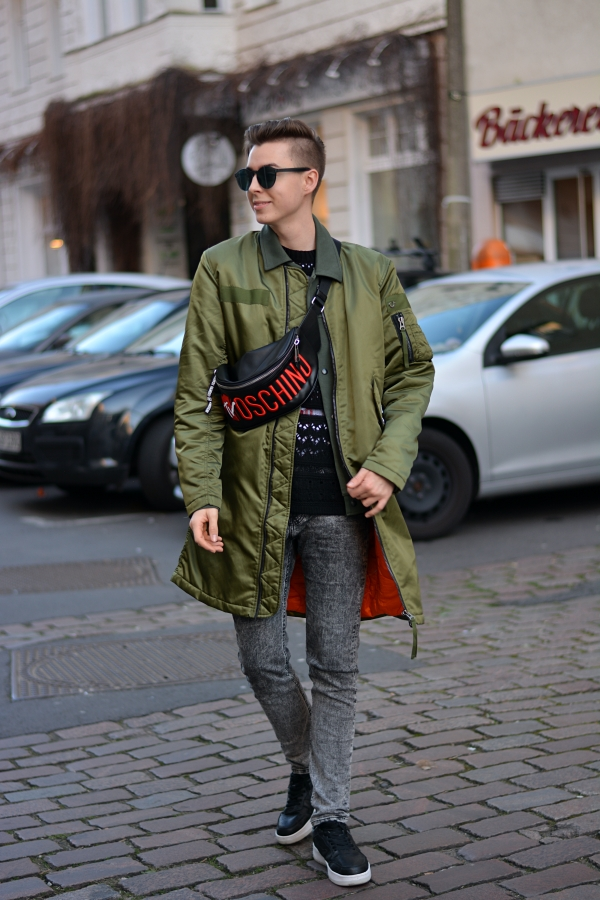 Blogger aus Dresden bei der Berlin Fashion Week
