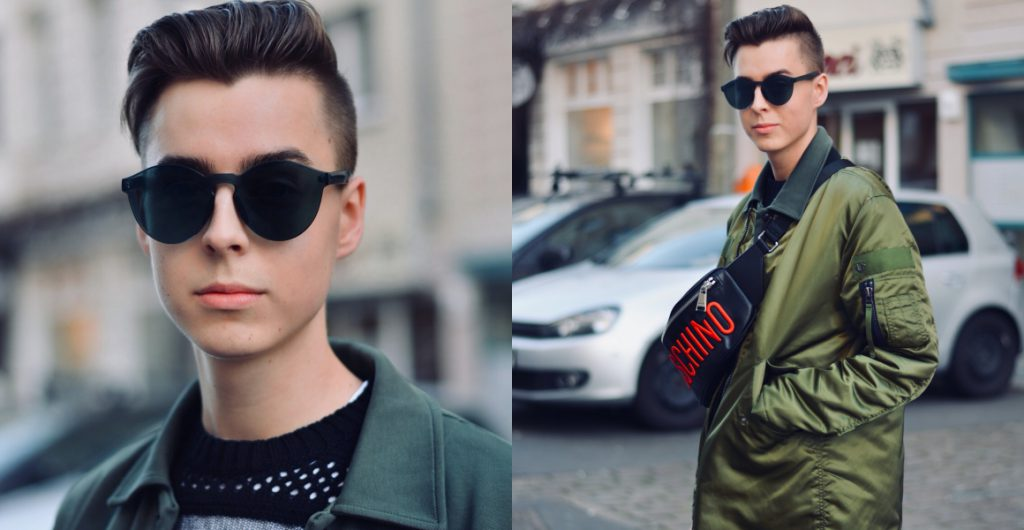 Berlin Fashion Week im Januar Outfit Blogger