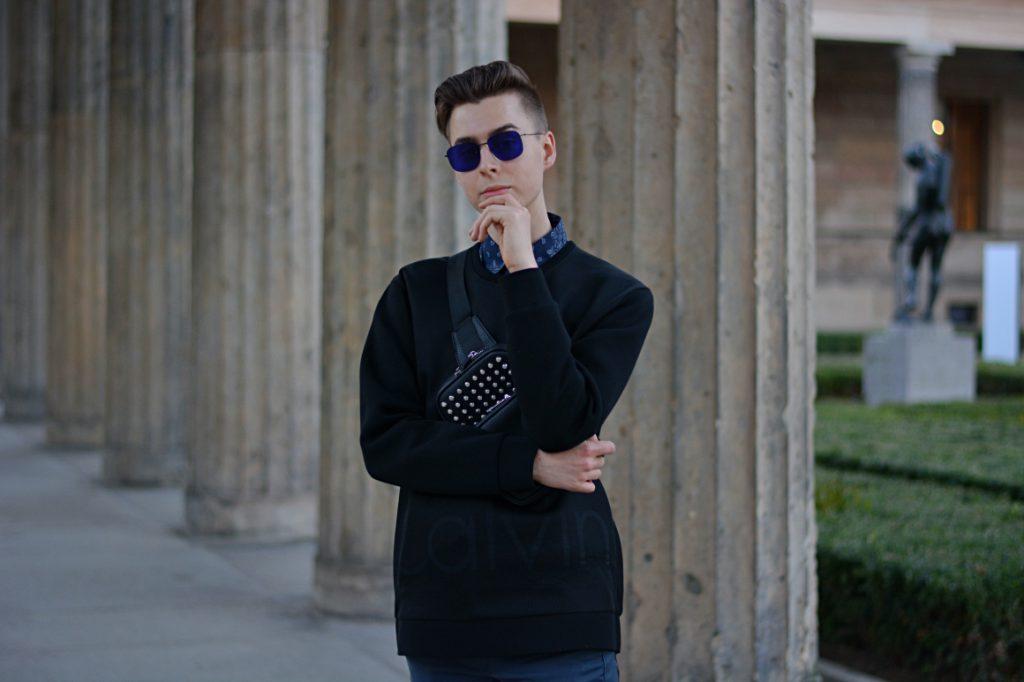 Modeblogger in Berlin. Corona