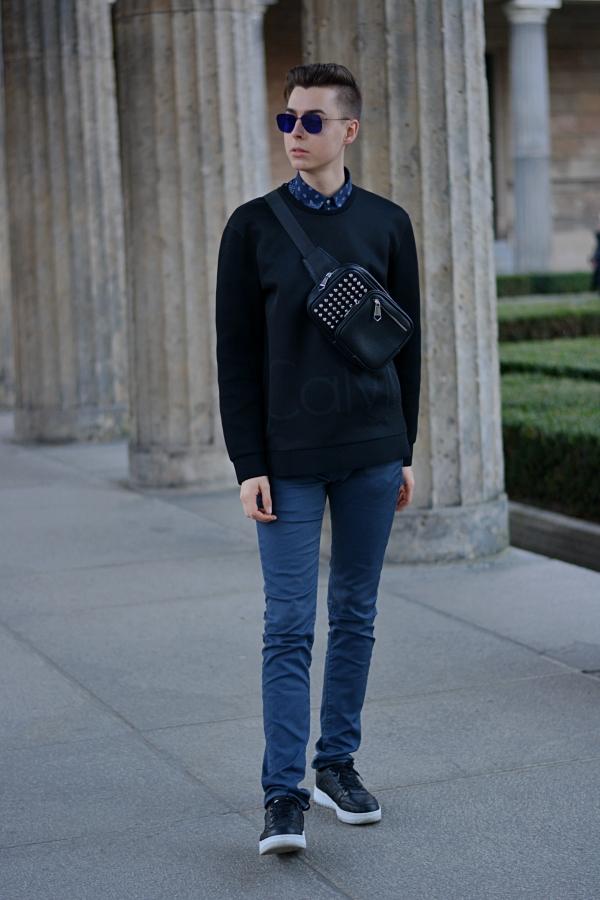 Deutscher Modeblogger mit seinen Wünschen , wenn die Corona Krise vorbei ist.