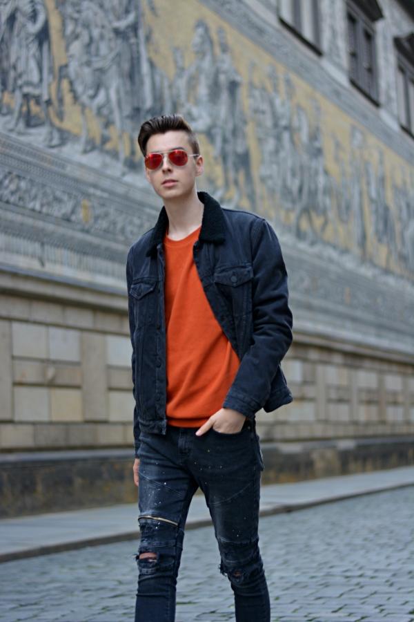 Stylisch Outfit von Blogger Pierre Engelmann