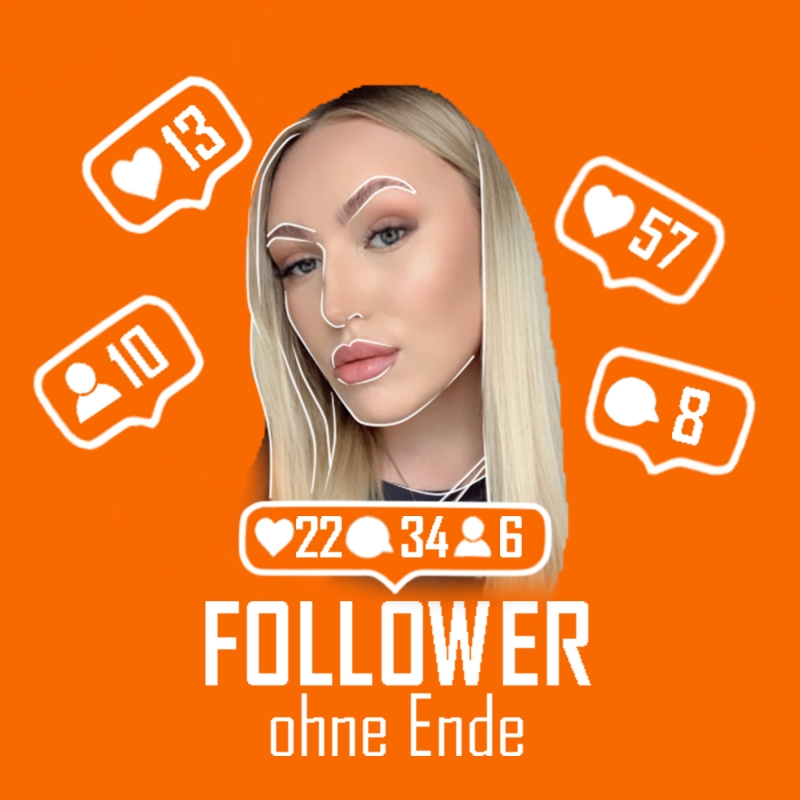 Follower ohne Ende Podcast mit Anne