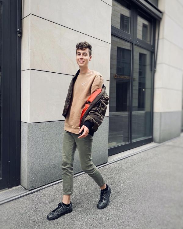 Modeblogger aus Dresden im Oktober