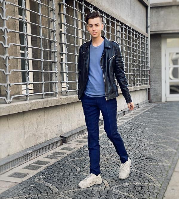Modebild von Blogger