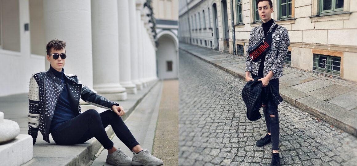Modeblogger Pierre Engelmann zeigt Instagrampost aus Dezember
